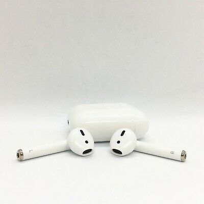 Apple Airpods 2nd Generation with Wireless Charging Case -No Package USA