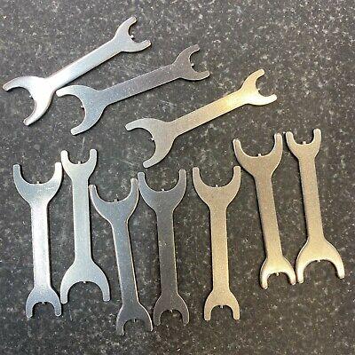 Fits Starrett B/&S Others Lufkin OEM Mitutoyo Micrometer Adjustment Wrench