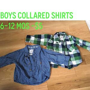 Brand name baby boy clothes 0-12 months