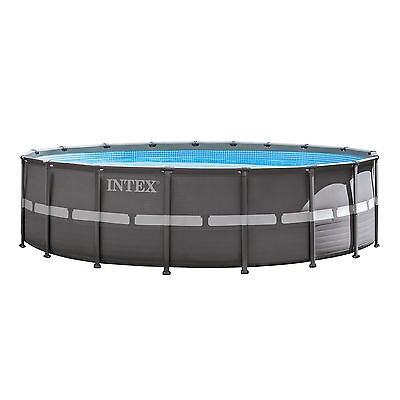 """Intex 18' x 52"""" Ultra Forge Swimming Pool Set with 2100 GPH Sand Filter Pump"""