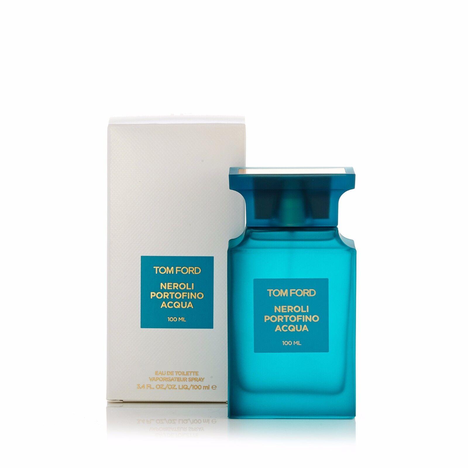 Neroli Portofino Acqua EDT Spray for Women and Men by Tom Ford 3.4 oz.