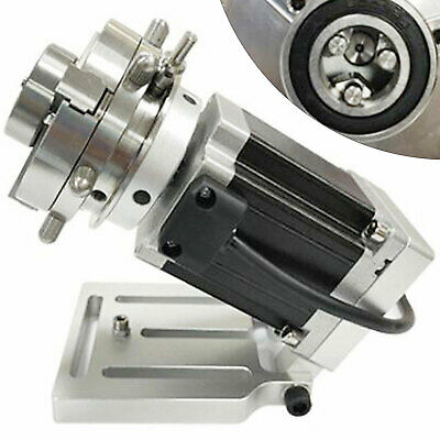 Rotary Axis Md542a Driver For Laser Marking Machine Rotating Fixture Alloy Steel