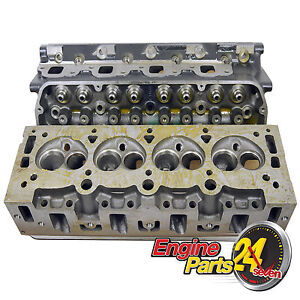 HOLDEN VT 308 304 5.0L CYLINDER HEADS COMMODORE GENUINE GM 1 PAIR NOS 92063312