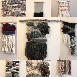 Handmade, Woven Wall Hangings/Tapestry