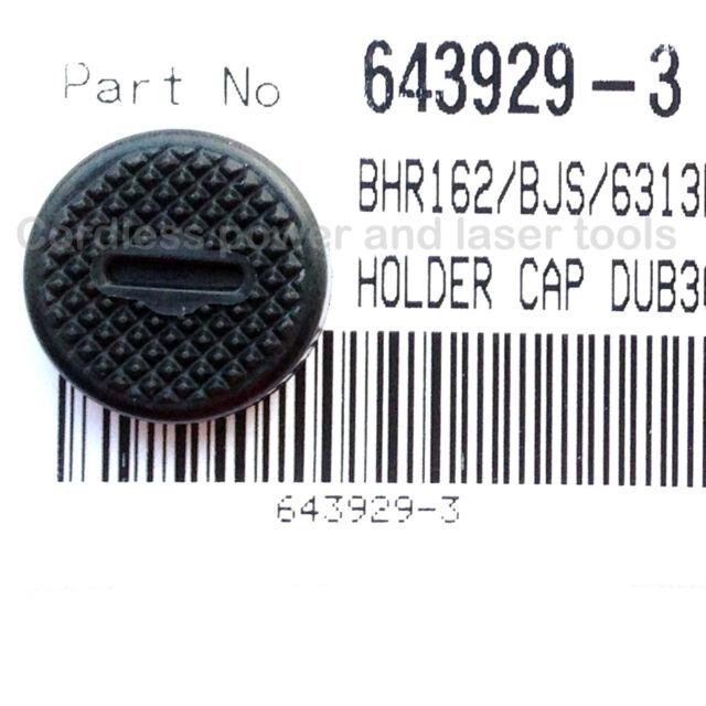 Makita BGD800 Die Grinder Carbon Brush Holder Cover Cap 643929-3