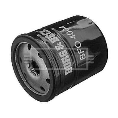 Fits Citroen Saxo 1.6 VTS Genuine Borg & Beck Screw-On Spin-On Engine Oil Filter