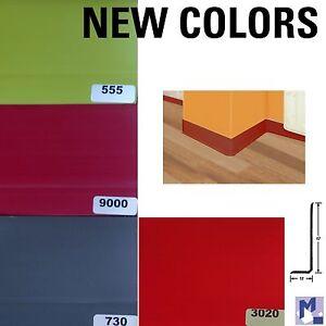 pvc souple plinthe profil plastique kink plinthes 47x17 mm vente au m tre. Black Bedroom Furniture Sets. Home Design Ideas