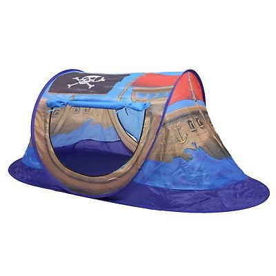 Kinderzelt Spielzelt Kinderspielzelt Piratenzelt Pop Up Zelt Innen Außen Schiff
