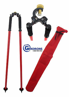 Sokkia Thumb Release Bipod For Surveyingtotal Station Gpssecotopcontrimble