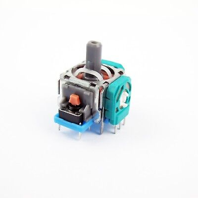 Used, Analog Stick Joystick Replacement Repair Parts for PS4 Dualshock 4 Controller for sale  Shipping to India
