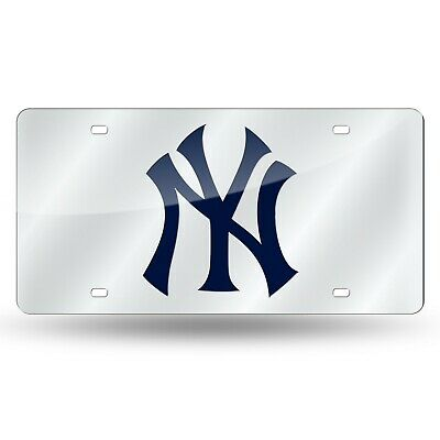 New York Yankees MLB Logo Custom Kennzeichen