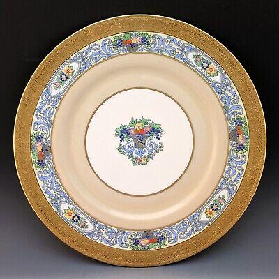 Lenox China Vintage WESTCHESTER  AUTUMN Dinner Cabinet Service Display -