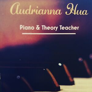 In-Home Piano and Theory Lessons