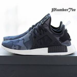 W US 7.5 | 8 Brand New Adidas Original NMD XR1 Camo Core Black Melbourne CBD Melbourne City Preview