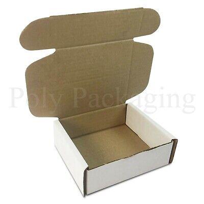 500 x WHITE Posting Boxes 140x130x50mm(5.5x5x2