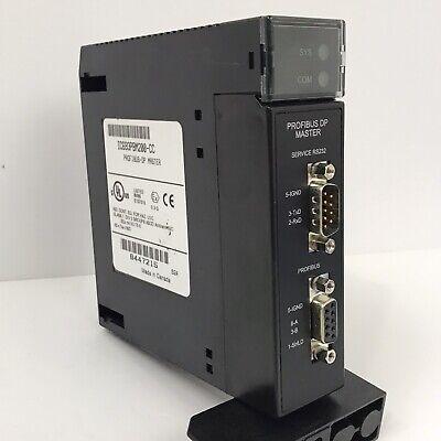 Ge Fanuc Ic693pbm200-cc Profibus-dp Master Moduleworking