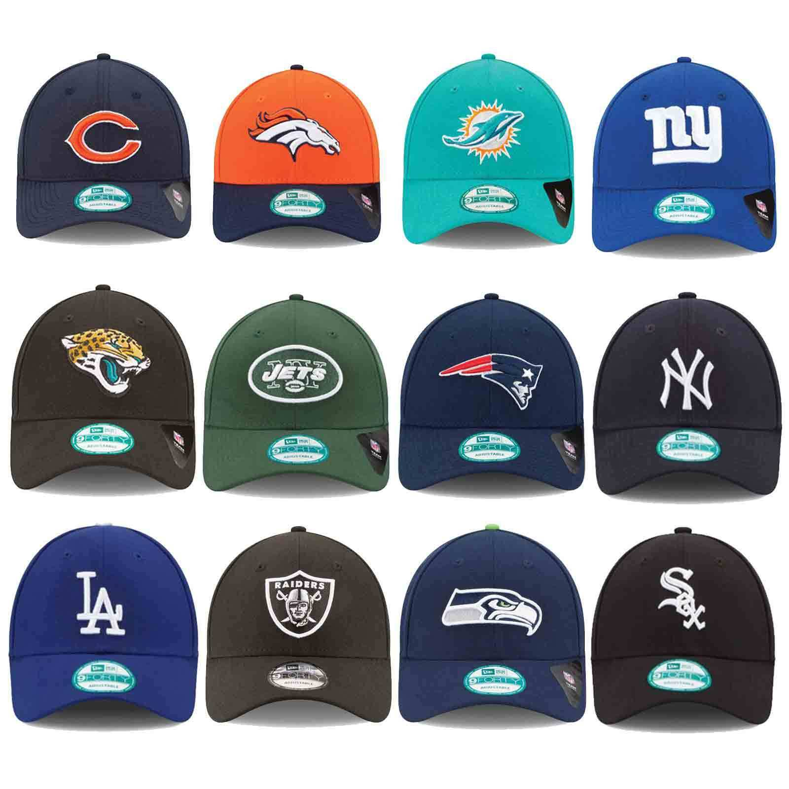 New Era NFL MLB NBA 'The League' Fashion Baseball 940™ Adjustable Cap Men's