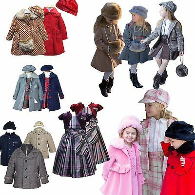 Clearance Couche Tot Children Boys and Girls Winter Jackets Coats Casual Dresses - Girls Winter Coat Clearance