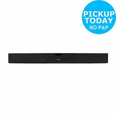 Hitachi 120W Sound Bar with Bluetooth 2 Channel Optical Audio