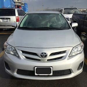 2013 Corolla/S/LE+ No accident+ passed Emission test