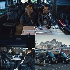 Mercedes Benz Sprinter 17 Passengers Luxury by Absolute Styling