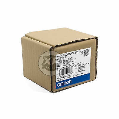 Omron E5cc-qx2asm-800 Temperature Controller 100-240v Ac New In Box