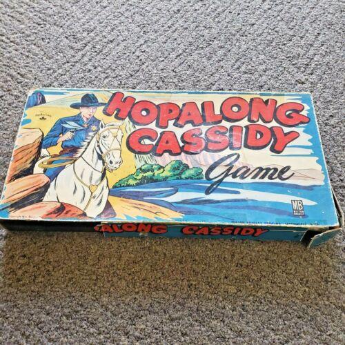 Hopalong Cassidy Boardgame 1950
