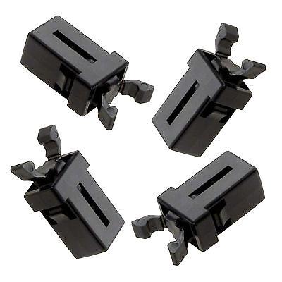 4x Addis Compatible bin catch Push Top lid Clip replacement Latch Addis Clip