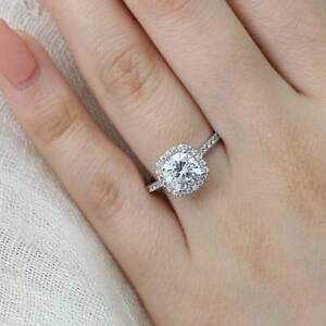 1.41 ct Stunning Diamond Ring - Valued at $13200 *Brand New*