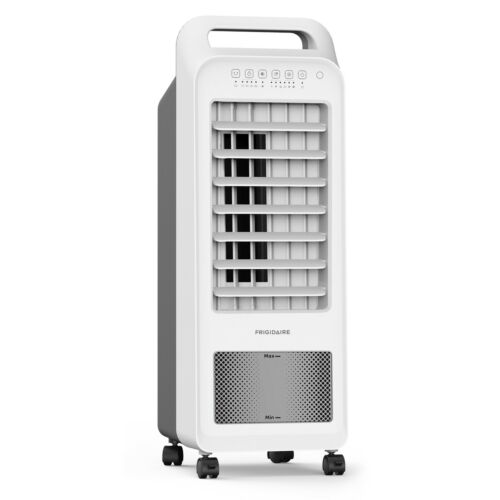 Frigidaire 2-in-1 Personal Evaporative Air Cooler and Fan, 100 sq. ft., EC100WF