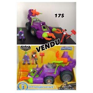 SOLD - Joker & Harley Quinn Battle Vehicle