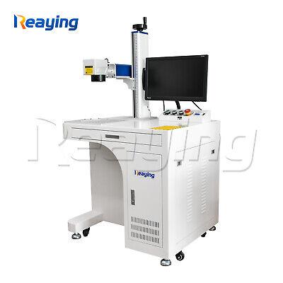 30w Usb Fiber Laser Marking Machine Metal Engraving Crafts Engraver With Ce Fda