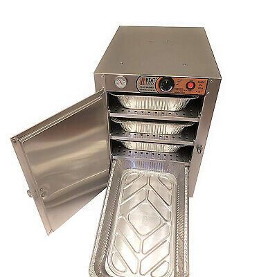 Heatmax 16 X 22 X 24 Party Catering Full Size Tray Electric Hot Box Warmer