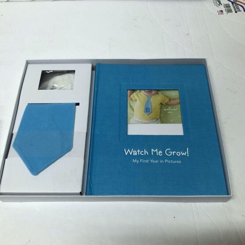 Hallmark Baby Keepsake Photo Kit For First Year Year New