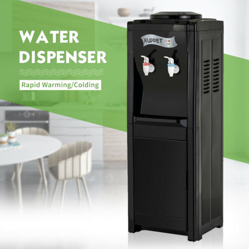 5 Gallon Top Loading Electric Freestanding Hot/Cold Water Co