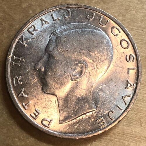 Yugoslavia 1938 20 Dinara; KM-23; UNC (#y5)