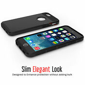 Hybrid Shockproof Hard&Soft Rugged Cover Case For Apple iPhone 6 6s 4.7