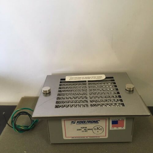 KOOLTRONIC K2P40 230V 50/60HZ