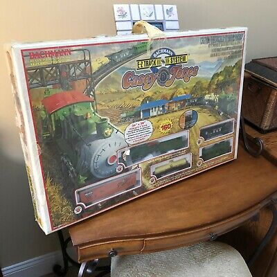 UNOPENED HO Bachmann Casey Jones Train Set 00617