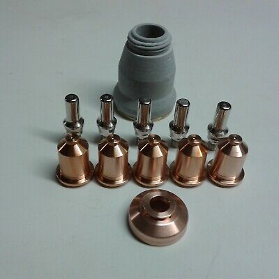 Primeweld Cut 60 Plasma Cutter 12pc Cnc Shielded Kit For The Ipt Ptm 60 Torch