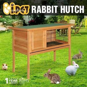 Rabbit Hutch Chicken Coop Guinea Pig Ferret Cage Single Storey Perth Perth City Area Preview