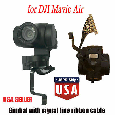 For DJI Mavic Air Gimbal w/ Camera Signal Line Cable Original Repair Part #USA