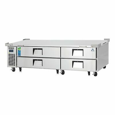 Everest Ecb82d4 Refrigerated Base Equipment Stand