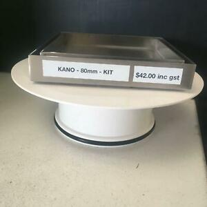 SEDEK -KANO - Square Floor Drain 120 - 316 - 80mm Warana Maroochydore Area Preview