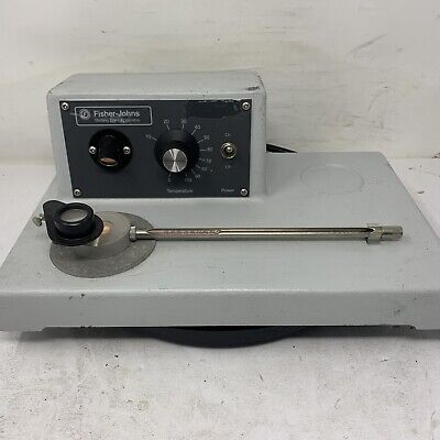 Fisher Scientific Melting Point Apparatus Mwd5