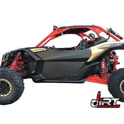 Can Am Maverick X3 Turbo R Utv Suicide Doors 2017-2020