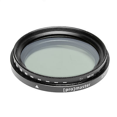Фильтры PROMASTER 77MM VARIABLE ND Filter