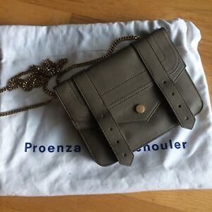 Proenza Schouler PS1 wallet on chain (woc)
