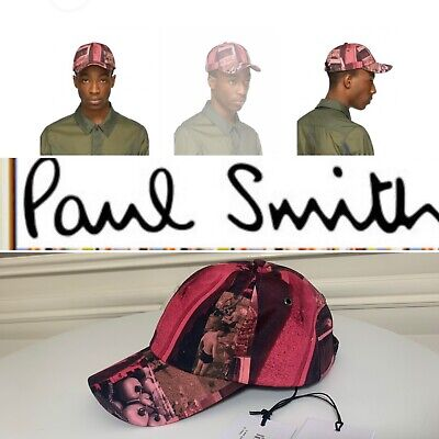 Authentic New With tags Paul Smith Baseball Cap Hat