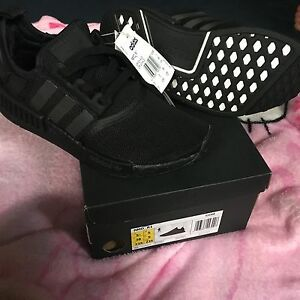 Adidas NMD R1 Triple Black Sunshine West Brimbank Area Preview
